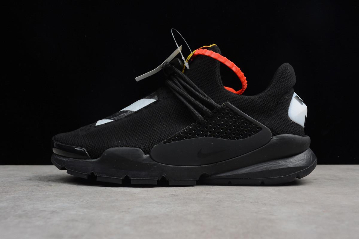 "Кроссовки Nike OFF-WHITE x Sock Dart ""All Black"""