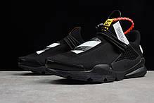 "Кроссовки Nike OFF-WHITE x Sock Dart ""All Black"", фото 2"