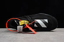 "Кроссовки Nike OFF-WHITE x Sock Dart ""All Black"", фото 3"