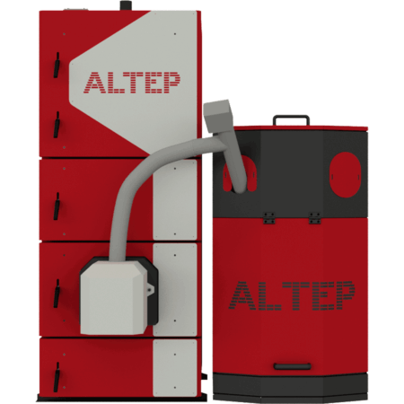 Автоматические твердотопливные котлы на пеллетах Альтеп DUO UNI Pellet (КТ-2Е-PG) 75