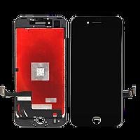 Дисплейный модуль для Iphone 7 замена матрицы экрана в Киеве Радиорынок ремонт запчасти (черный,белый) , фото 1