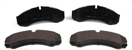 Колодки тормозные (передние/задние) Iveco Daily II 96-, фото 2