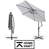 Cадовый зонт LUMI MODERN 300 см, фото 1