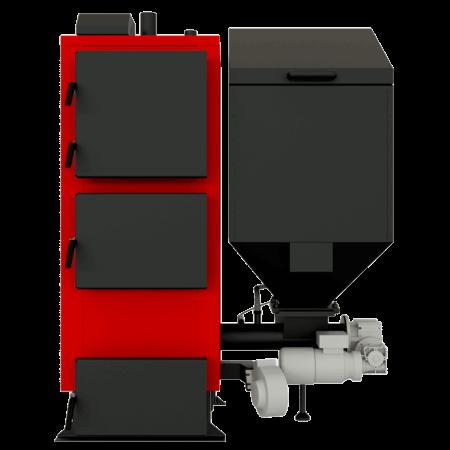 Пеллетный котел отопления с автоматической подачей Альтеп DUO Pellet (КТ-2Е-SH) 15