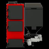 Пеллетный котел отопления с автоматической подачей Альтеп DUO Pellet (КТ-2Е-SH) 17