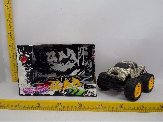 Машина джип инерционная граффити тип 3