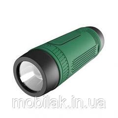 Bluetooth колонка Zealot S1/power bank 4000 mAh/фонарик 3в1