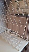 Сушилка для химпосуды металлическая 55 мест, фото 1