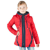 Куртки на осень детские для девочек
