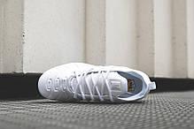 "Кроссовки Nike Air Vapormax Plus ""White /Pure Platinum"", фото 2"