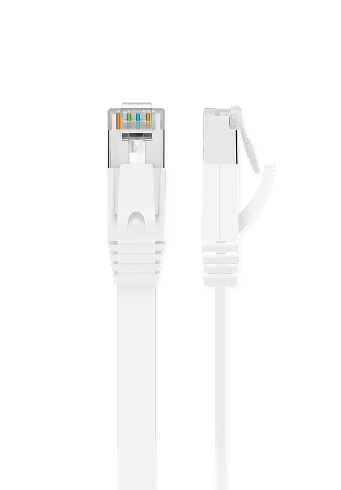 Высокопроизводительный Ethernet-кабель linkMate.L2 White