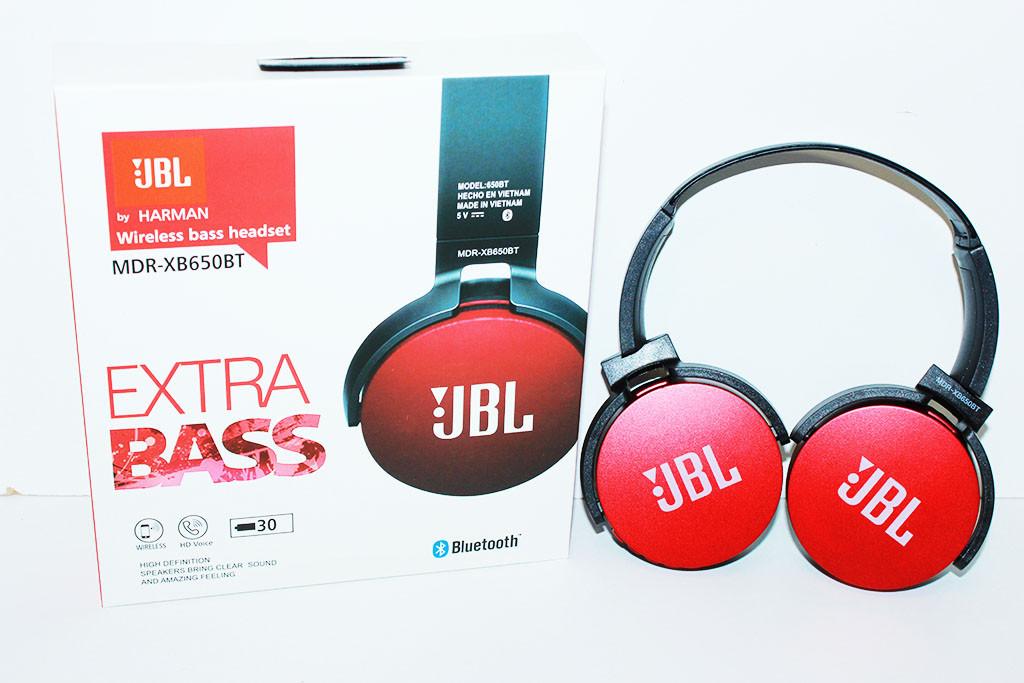 Беспроводные наушники JBL MDR-XB 650 BT Bluetooth Хит!