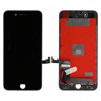 Дисплейный модуль для Iphone 7 Plus замена матрицы экрана в Киеве Радиорынок ремонт запчасти (черный,белый), фото 1