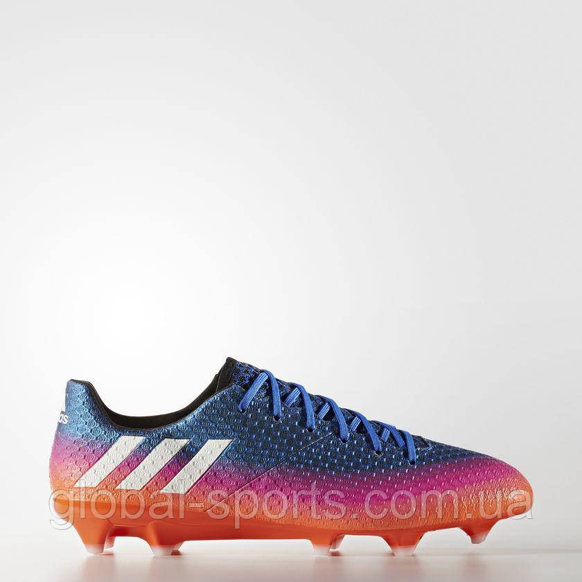 c25263b6 Футбольные бутсы Adidas Messi 16.1 FG (Артикул: BB1879) - магазин Global  Sport в