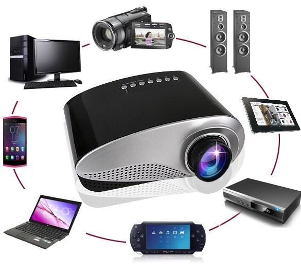 Светодиодный проектор