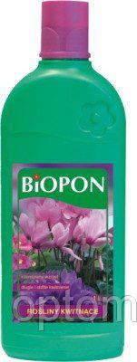 """Добриво рідке """"Biopon"""" для квітучих рослин 1 л"""