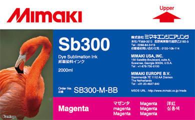 Сублимационные чернила Mimaki Sb300, фото 2