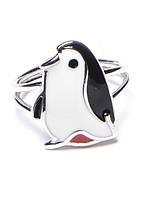 """Кольцо детское """"Пингвинчик"""""""