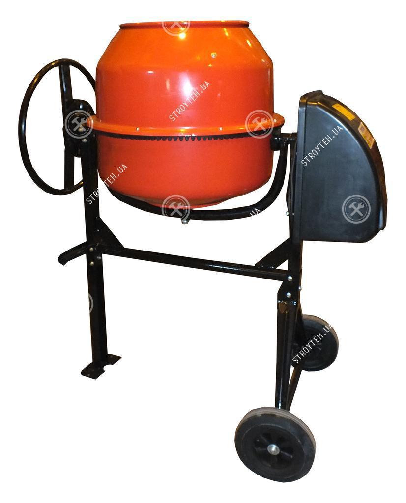 Бетономешалка венцовая Orange 125 литров