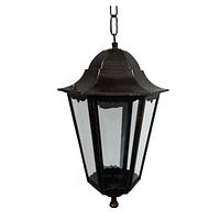 Подвесной светильник Кантри PL6105 черный на цепочке, металл, фото 1