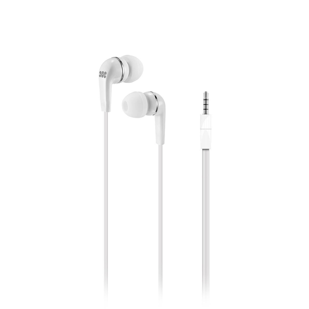 Проводные наушники Promate earMate-Uni1 White