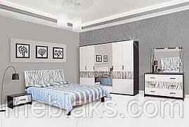 Модульная система для спальни «Бася Новая»
