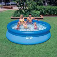 """Семейный надувной бассейн Intex, 28120 (56920) """"Easy Set"""" (305*76 см)"""