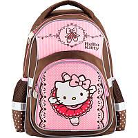Рюкзак школьный Kite Hello Kitty HK18-518S; рост 115-130 см, фото 1