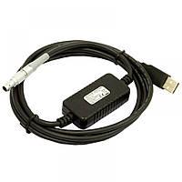 Кабель передачи данных USB GEV195 для GPS приемников Leica