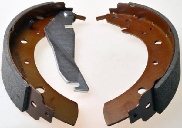 Барабанные тормозные колодки Fiat Marea / Siena 00-, фото 2