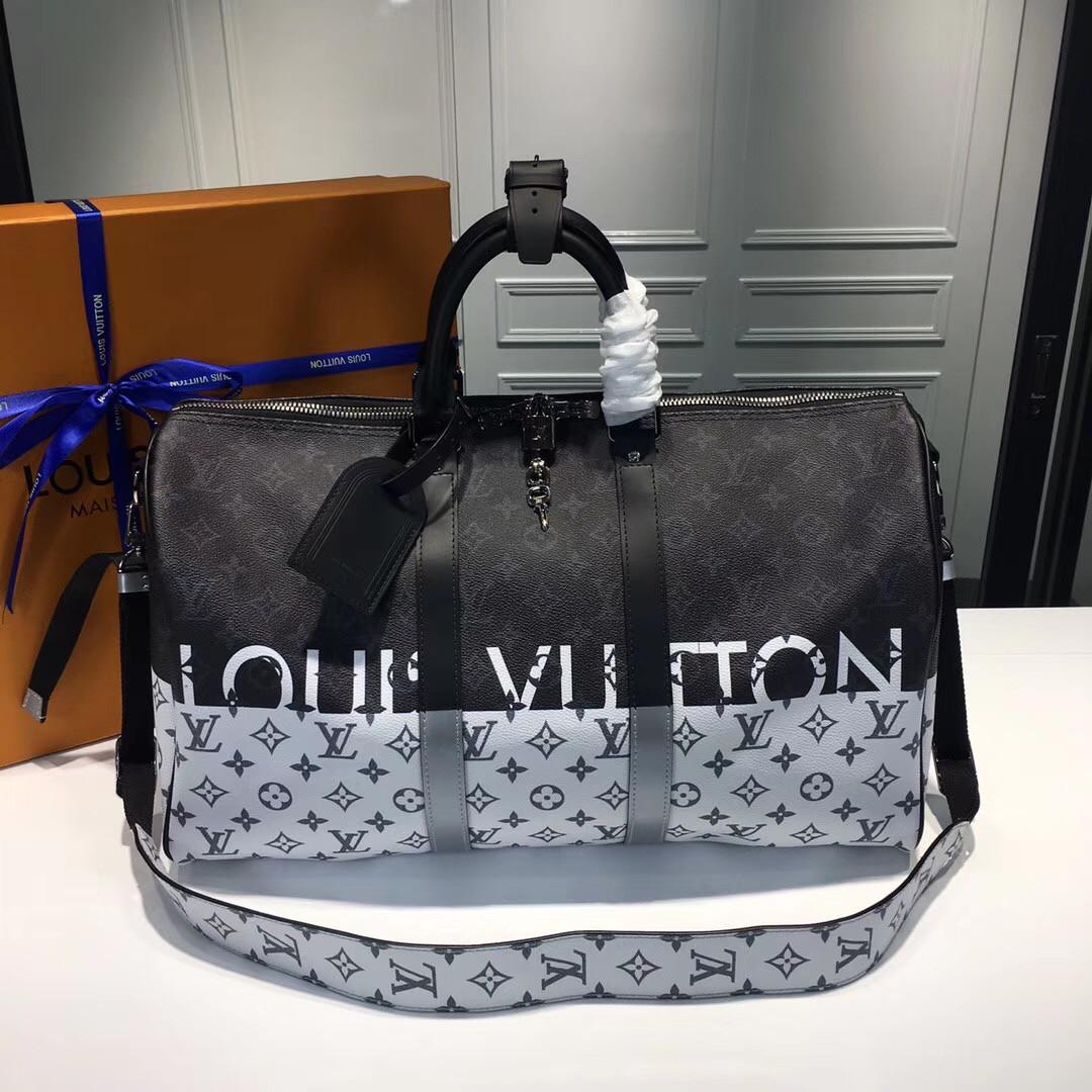 b080078fc937 Louis Vuitton Keepall - дорожная сумка, цена 10 400 грн., купить в ...