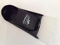 Ласты для бассейна. Цвет:чёрный. Размер- (30-32).2737, фото 1