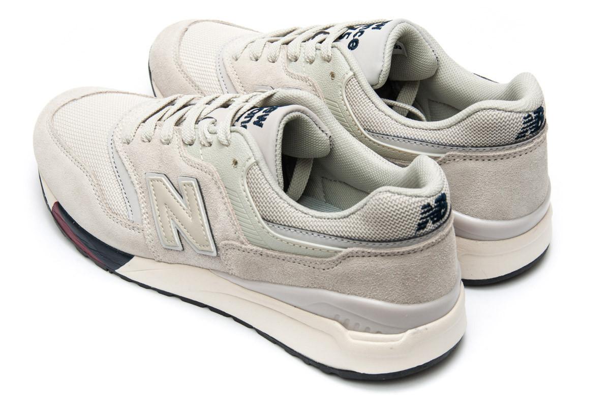5e5c902c7839 ... Весенне-осенние женские кроссовки New Balance (Нью Беланс) 574, бежевые  (12453