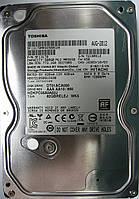 HDD 500GB 7200 SATA3 3.5 Toshiba DT01ACA050 Y21BRELE, фото 1