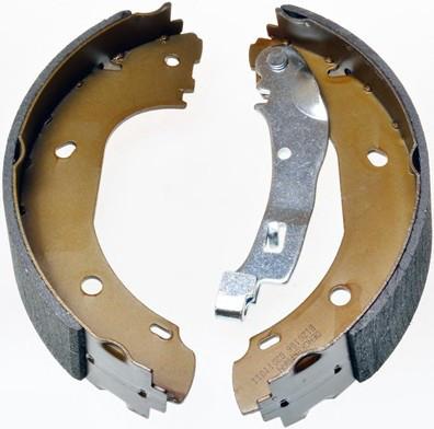 Тормозные колодки барабанные задние Fiat Ducato 2006-