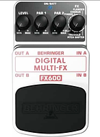 Гитарная педаль BEHRINGER FX600 Digital Multi-FX