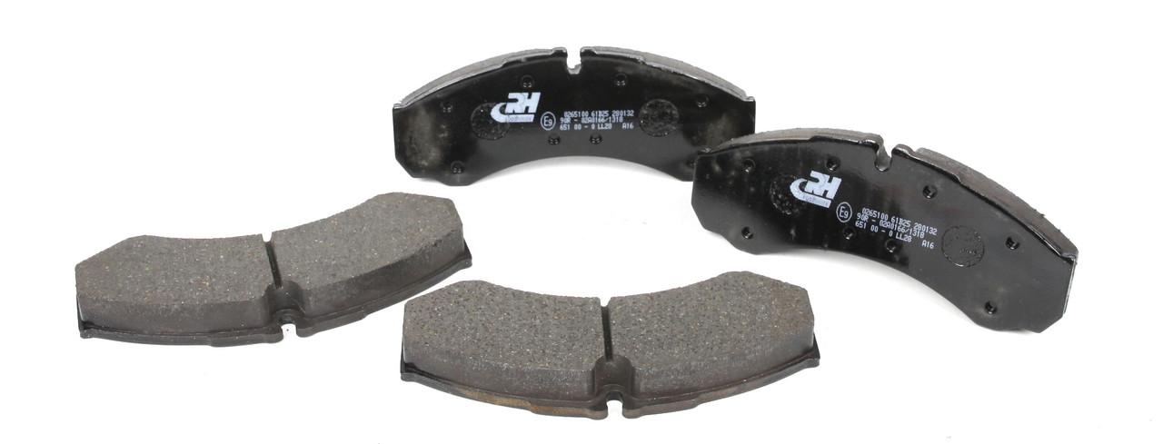 Тормозные  колодки дисковые задние / Передние Iveco Daily 96-Renault Mascott 2.3-3.0 89-