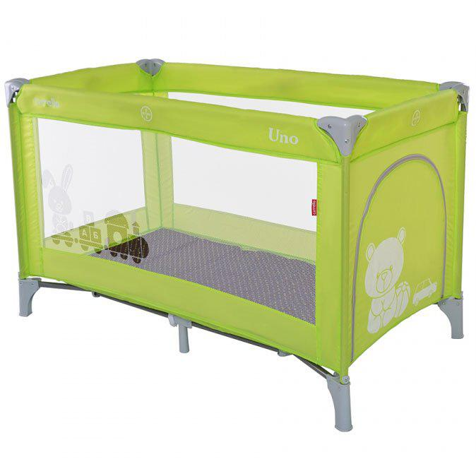 Детский манеж CARRELLO Uno CRL-7304 Green