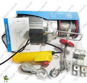 Подъемник электрический Kraissmann SH 400/800, фото 2