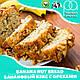 Ароматизатор TPA Banana nut bread Flavor (Банановый кекс с орехами) 50 мл, фото 2
