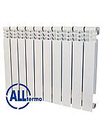 Радиатор биметаллический Алтермо, 500/100 Super.