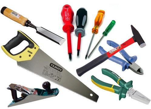 Ручні інструменти