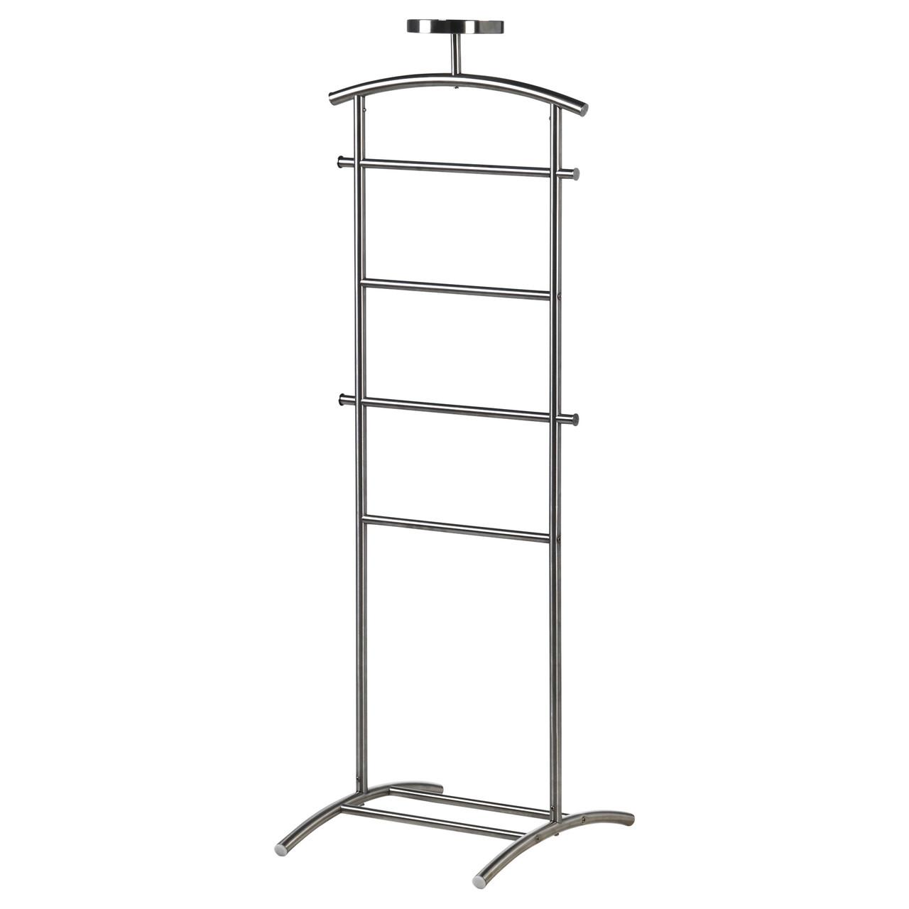 ГРУНДТАЛЬ Плечики напольные, нержавеющая сталь, 128 см 30219455 IKEA, ИКЕА, GRUNDTAL