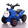 Толокар-мотоцикл M 3561E-4, синий