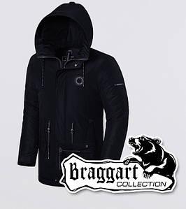 Braggart Black Diamond 4862   Зимняя парка черная