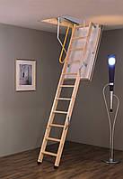 Чердачная лестница Polar Extrem Termo 120х70 Minka деревянная с супер утепленным люком