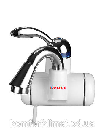 Проточный водонагреватель-кран Areesta AR 6D, мгновенный водонагреватель-кран купить в Одессе, фото 2