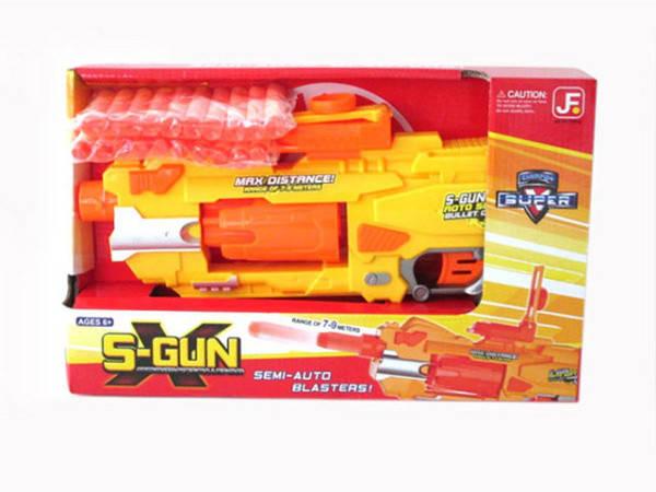 Игрушечный бластер S-Gun, фото 2