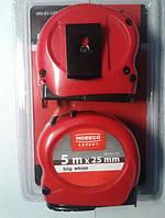 Рулетка modeco expert 5m x 25mm