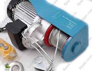Подъемник электрический Kraissmann SH 500/1000, фото 2